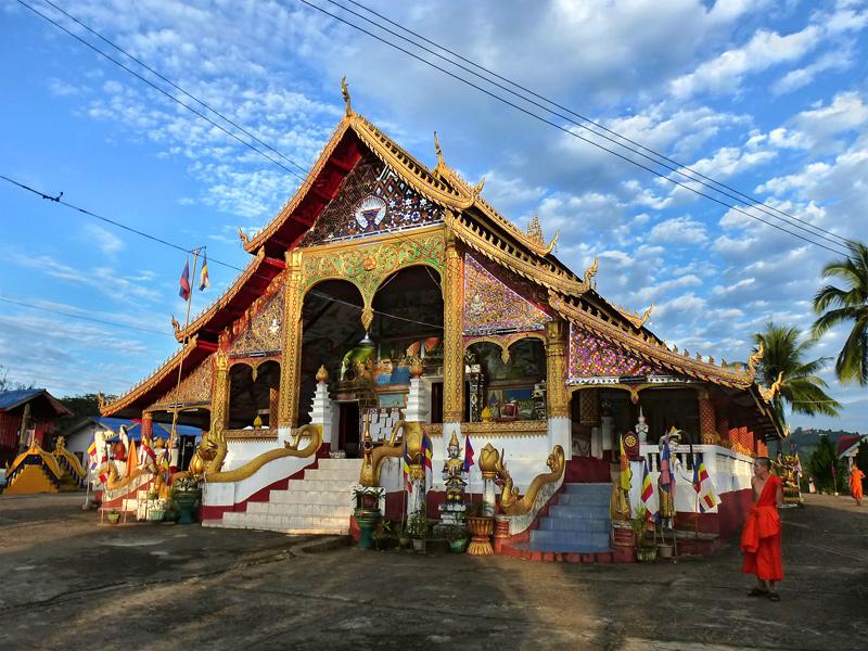 Houei Sai au Laos